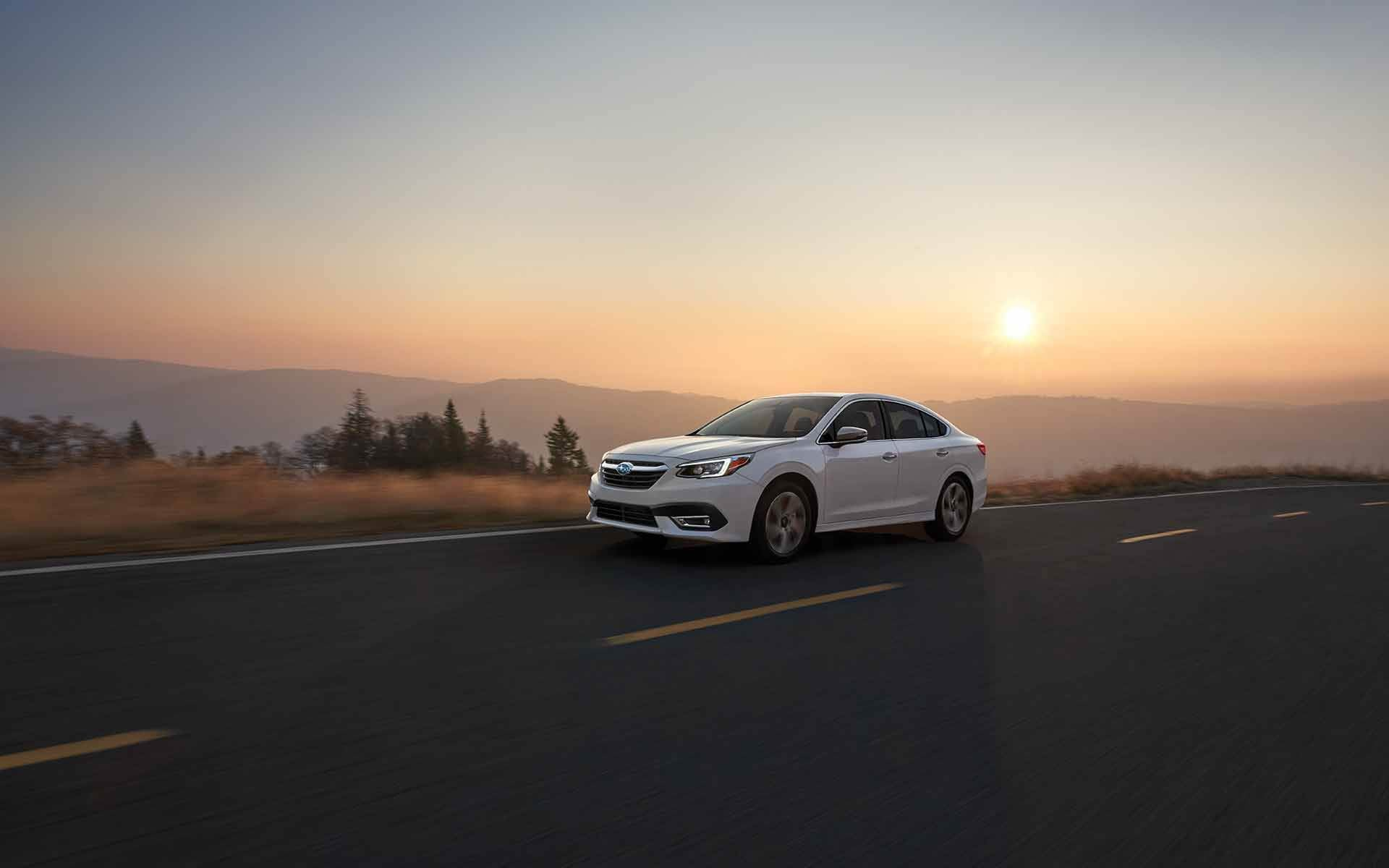 Get to Know the 2020 Subaru Legacy Near Lafayette CO