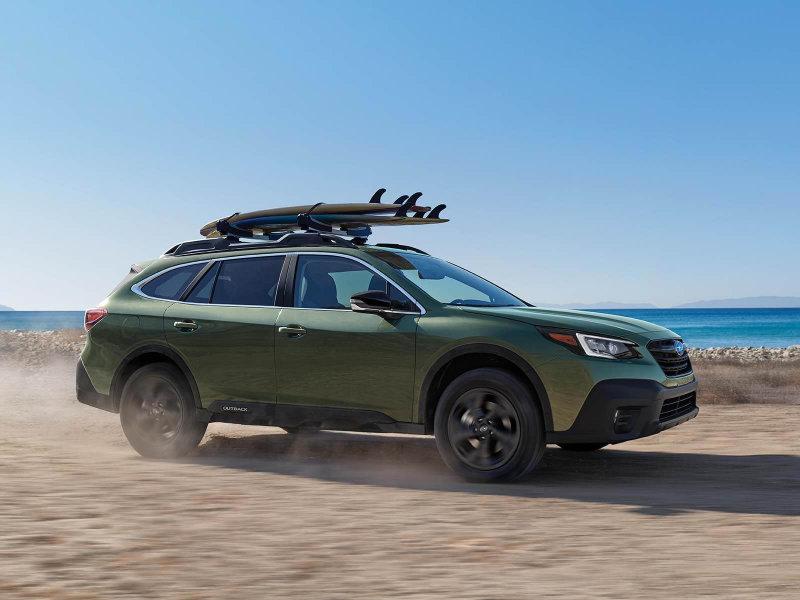 Flatirons Subaru - The 2021 Subaru Outback is here to stay near Eldorado Springs CO