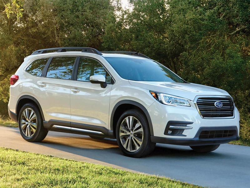 Flatirons Subaru - The 2021 Subaru Ascent is exciting near Ward CO