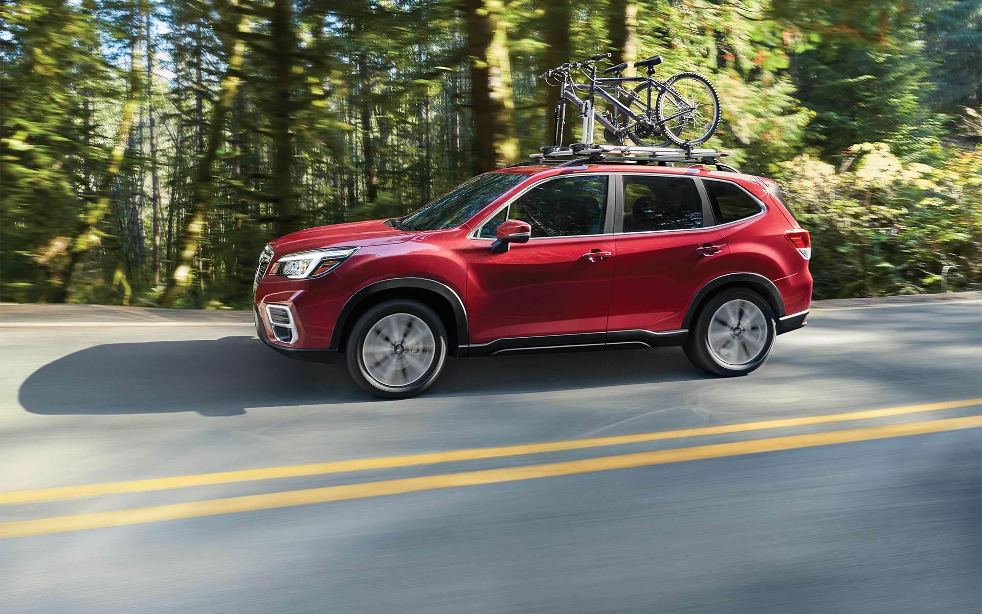 Test Drive the 2020 Subaru Forester near Eldorado Springs CO
