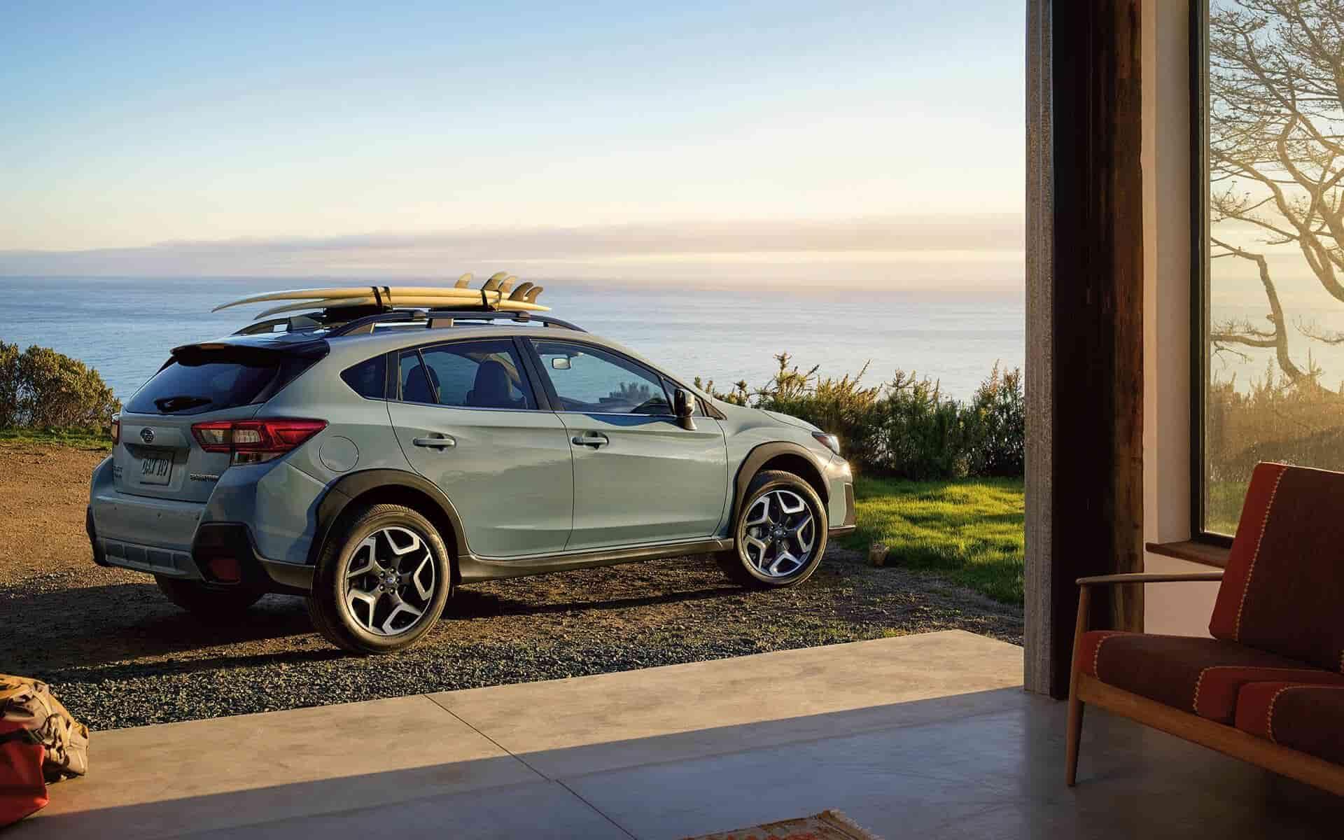 Learn about the 2020 Subaru Crosstrek near Louisville CO