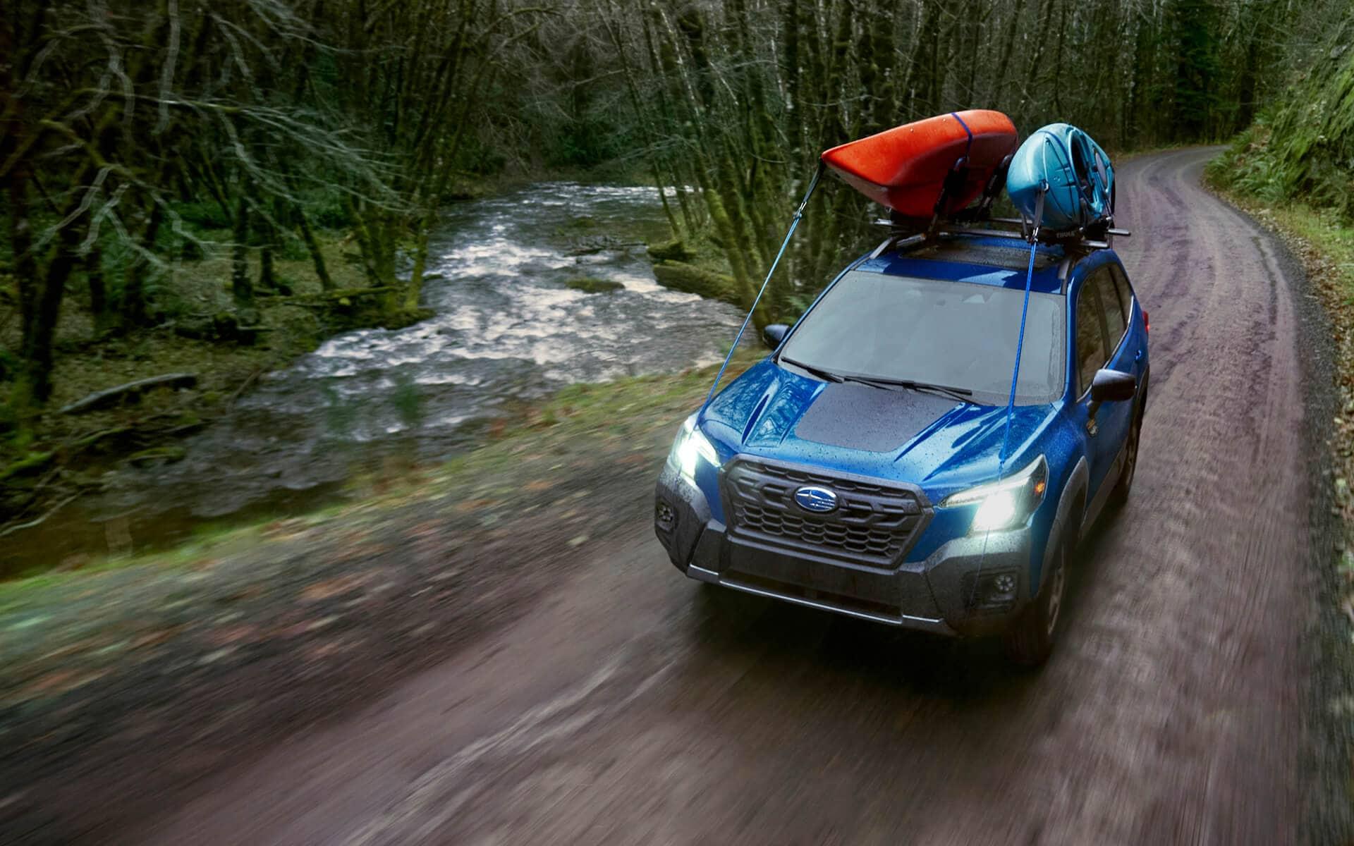 Colorado Subaru News - 2022 Subaru Forester® Wilderness™