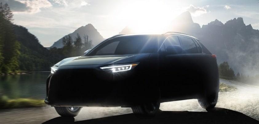 Explore the all-new Subaru Solterra™