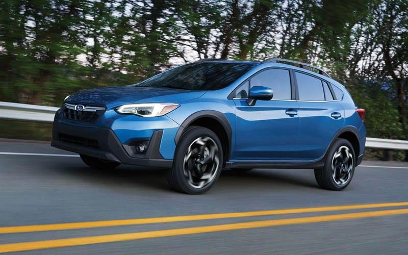 The 2021 Subaru Crosstrek offers some incredible features in Boulder CO
