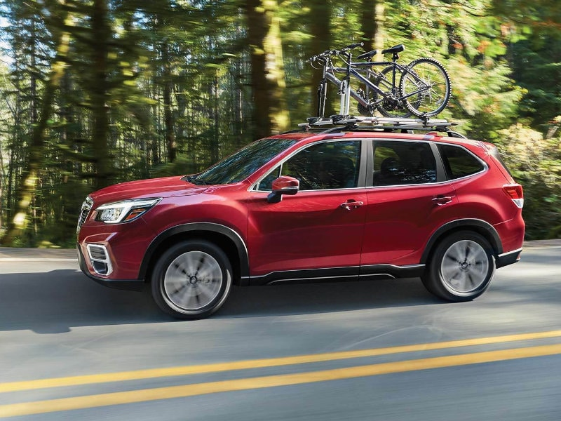Flatirons Subaru - The 2021 Subaru Forester is a clear winner near Jamestown CO