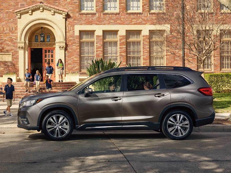 Flatirons Subaru - Learn more about the 2021 Subaru Ascent near Jamestown CO