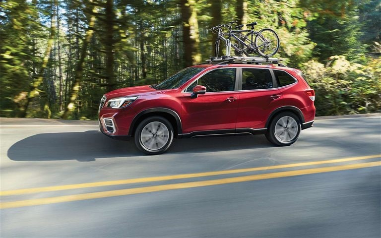 Your 2021 Subaru Forester is ready for adventure near Lafayette CO