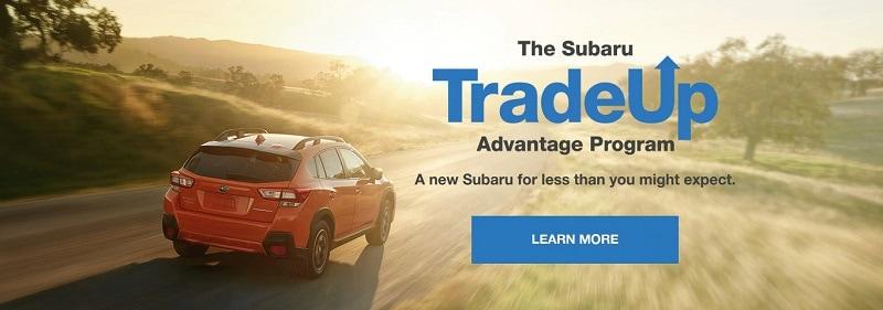 Subaru Trade-Up Advantage in Boulder Colorado