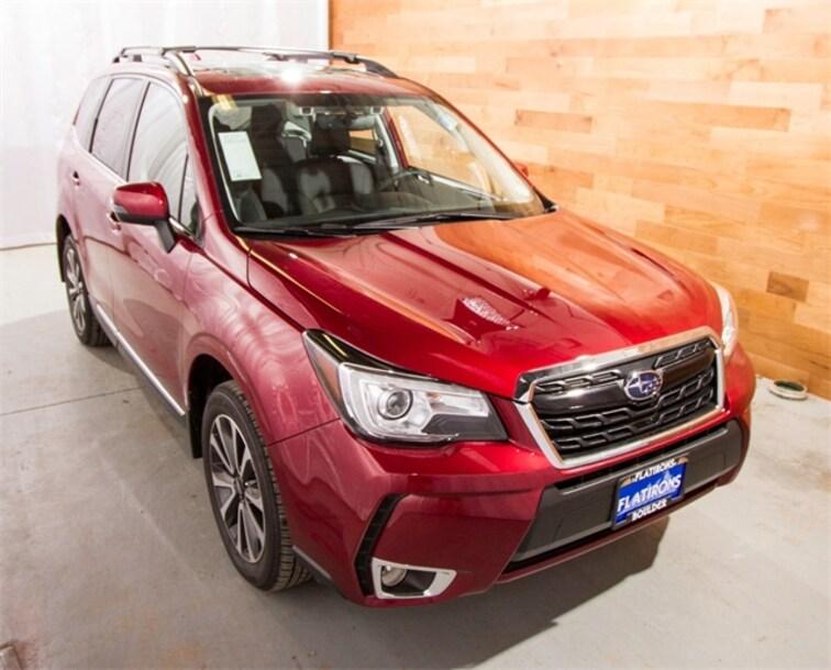 Used 2018 Subaru Forester 2.0XT Touring SUV near Denver