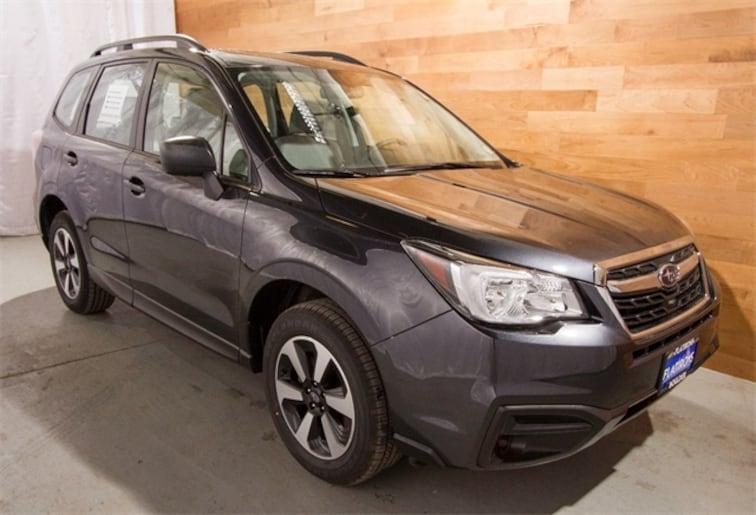 Used 2018 Subaru Forester 2.5i SUV near Denver