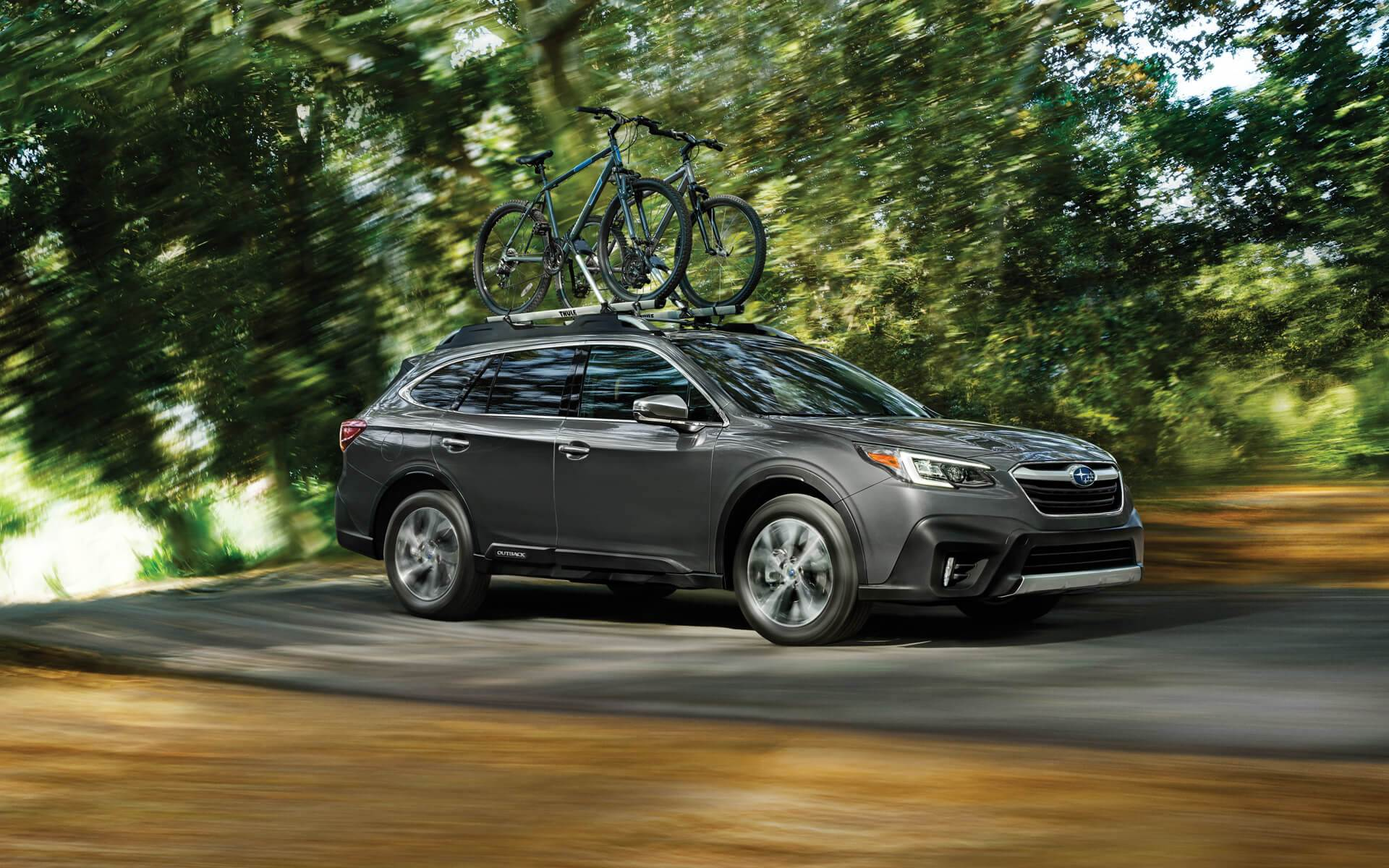 Test Drive the 2020 Subaru Outback in Boulder CO