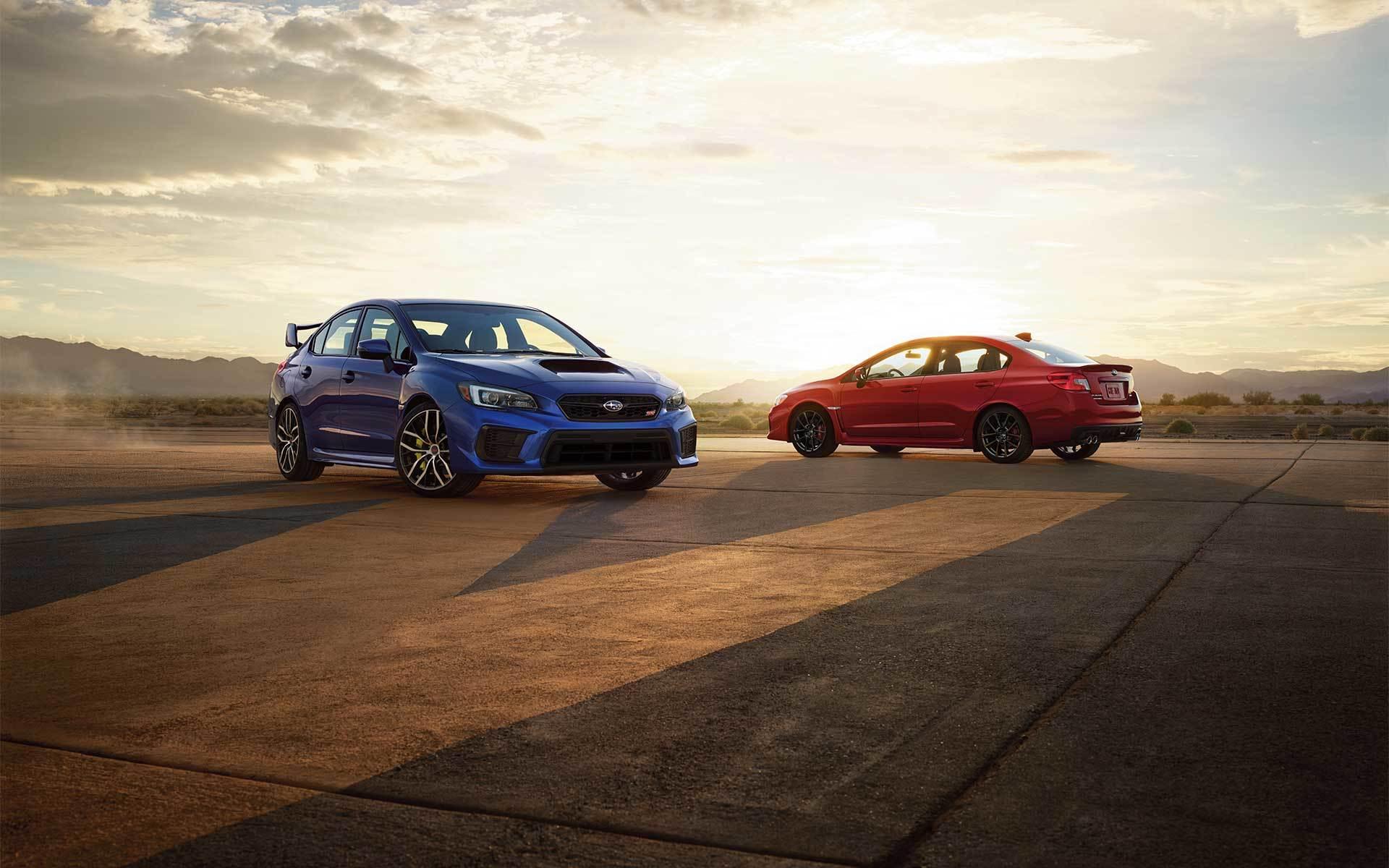 Research the 2019 Subaru WRX vs 2020 Subaru WRX near Ward CO