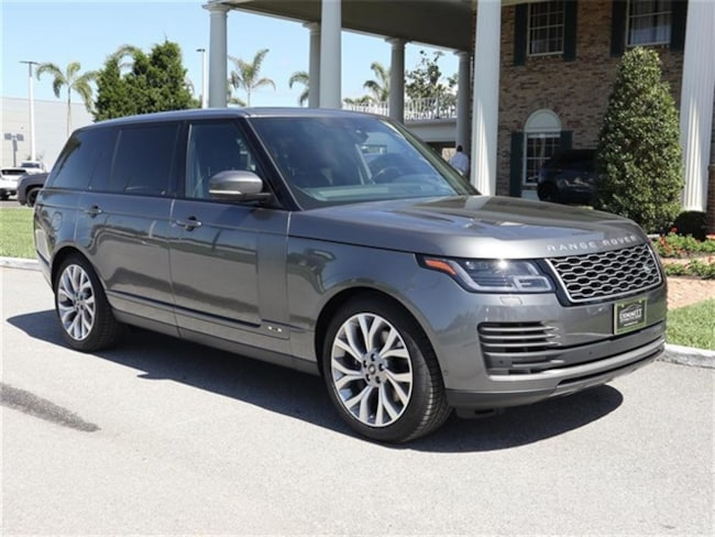 2019 Land Rover Range Rover 5.0 Supercharged