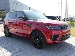 2019 Land Rover Range Rover Sport 5.0 Supercharged Dynamic