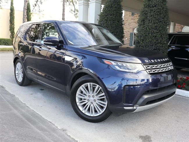 2017 Land Rover Discovery HSE LUXURY Diesel SUV