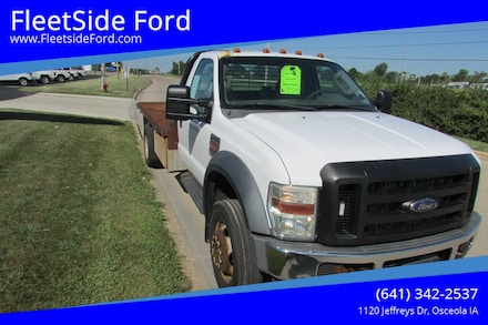 2008 Ford F-550 Chassis XL Chassis Truck