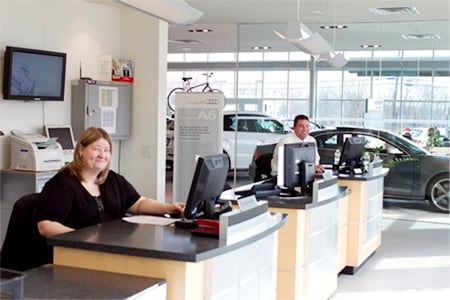 Audi Service Serving Flemington Milford Hampton Washington NJ - Audi dealership washington
