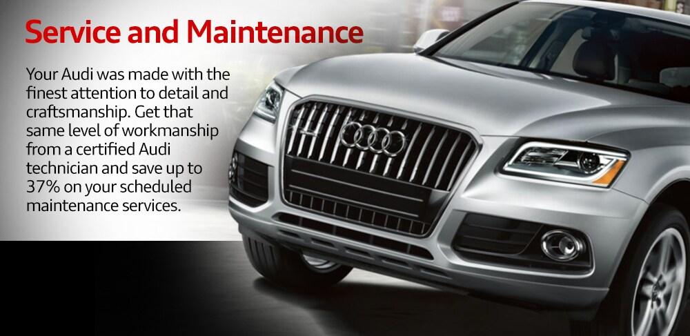 Flemington Audi New Audi Dealership In Flemington NJ - Audi care