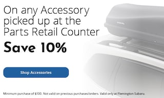 10% off any Accessory