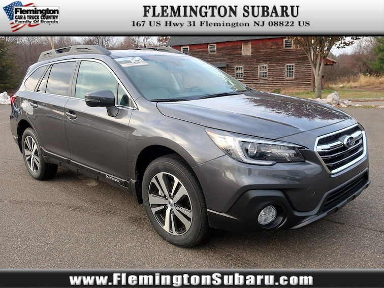 New 2019 Subaru Outback 3 6r Limited For Sale In Trenton Nj Vin
