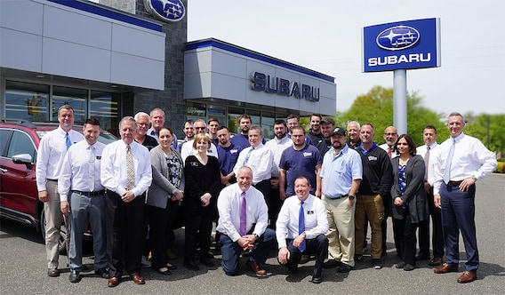 Subaru Dealers Nj >> About Flemington Subaru Dealer Serving Hamilton New Subaru