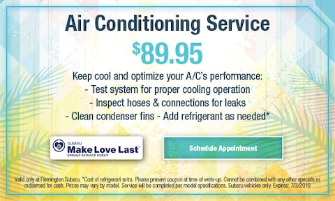 June 2019 Air Conditioning Offer