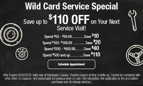 September Wild Card Special