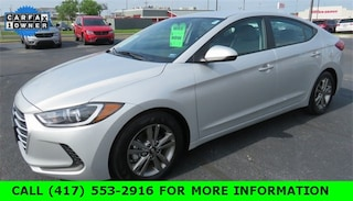 2018 Hyundai Elantra SEL Sedan For sale in Joplin MO, near Bentonville