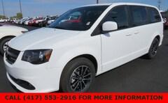 2019 Dodge Grand Caravan SE PLUS Passenger Van 2C4RDGBGXKR553455