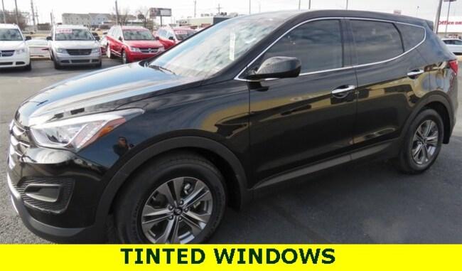 Used 2016 Hyundai Santa Fe Sport 2.4L SUV For Sale in Joplin, MO