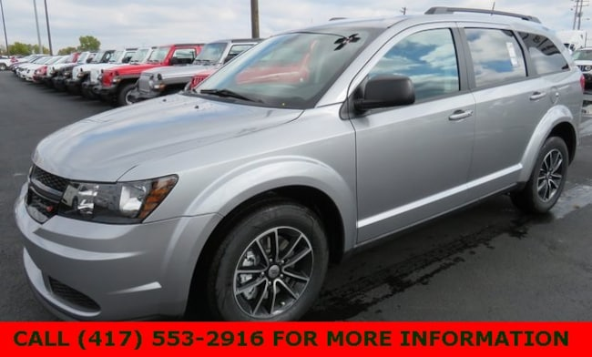 New 2018 Dodge Journey SE Sport Utility 3C4PDCAB3JT508973 For Sale/Lease Joplin, MO