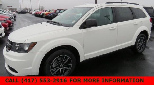 New 2018 Dodge Journey SE Sport Utility 3C4PDCAB4JT532425 For Sale/Lease Joplin, MO