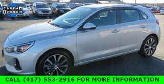 2018 Hyundai Elantra GT Base Hatchback For sale in Joplin MO, near Bentonville