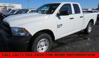 New 2019 Ram 1500 CLASSIC TRADESMAN QUAD CAB 4X4 6'4 BOX Quad Cab 1C6RR7FG8KS544819 for sale in Joplin, MO