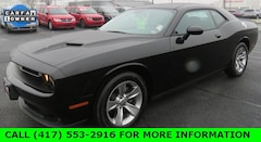 Certified Pre-Owned 2018 Dodge Challenger SXT Coupe for sale in Joplin, MO