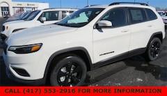 2019 Jeep Cherokee ALTITUDE 4X4 Sport Utility 1C4PJMLN3KD336845