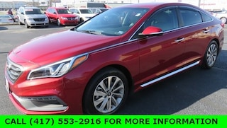Used 2015 Hyundai Sonata Sport Sedan 5NPE34AF1FH075633 for sale in Joplin, MO