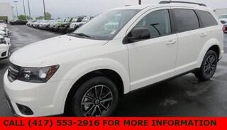 New 2019 Dodge Journey SE Sport Utility 3C4PDCBB8KT719361 for sale in Joplin, MO