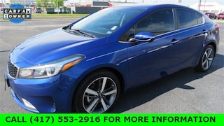 Used 2017 Kia Forte EX Sedan 3KPFL4A86HE043662 for sale in Joplin, MO