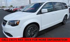 2019 Dodge Grand Caravan SE PLUS Passenger Van 2C4RDGBG1KR553456