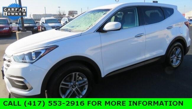 Used 2018 Hyundai Santa Fe Sport 2.4L SUV Joplin