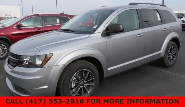 New 2018 Dodge Journey SE Sport Utility 3C4PDCAB5JT508974 For Sale/Lease Joplin, MO