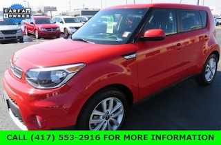Used 2018 Kia Soul + Hatchback KNDJP3A57J7541924 for sale in Joplin, MO