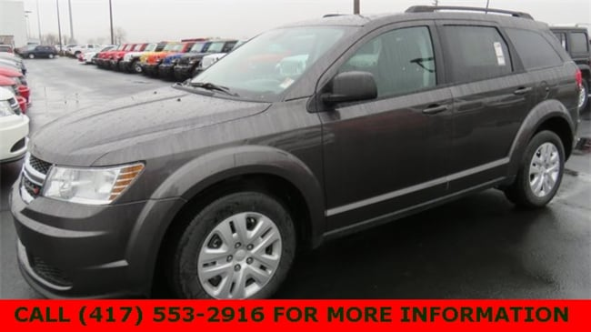New 2018 Dodge Journey SE Sport Utility 3C4PDCAB7JT498612 For Sale/Lease Joplin, MO