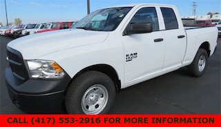 New 2019 Ram 1500 CLASSIC TRADESMAN QUAD CAB 4X4 6'4 BOX Quad Cab 1C6RR7FG6KS544821 for sale in Joplin, MO
