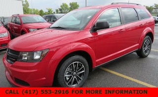 New 2018 Dodge Journey SE Sport Utility 3C4PDCAB7JT498593 for sale in Joplin, MO