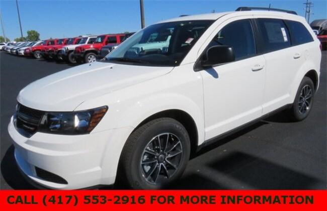New 2018 Dodge Journey SE Sport Utility 3C4PDCAB5JT498608 For Sale/Lease Joplin, MO