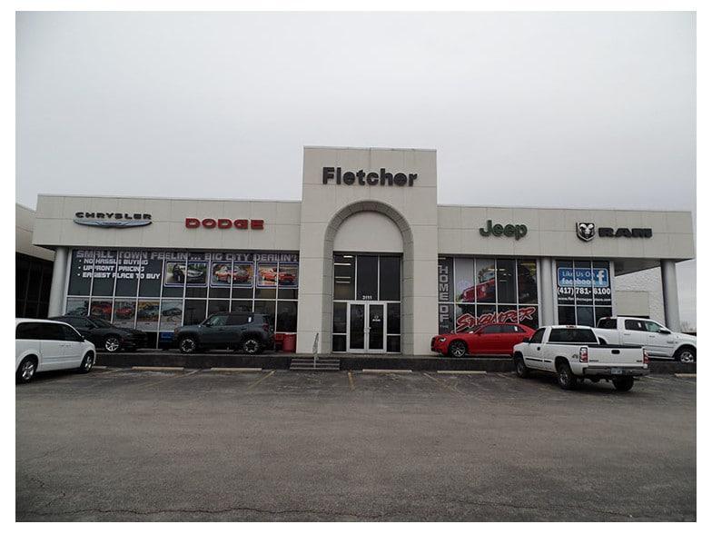 dodge dealership joplin mo Fletcher Chrysler Dodge Jeep  New & Used Chrysler, Dodge, Jeep