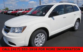 New 2018 Dodge Journey SE Sport Utility 3C4PDCAB1JT496466 for sale in Joplin, MO