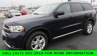 Used 2012 Dodge Durango SXT AWD SUV 1C4RDJAG2CC164205 for sale in Joplin, MO